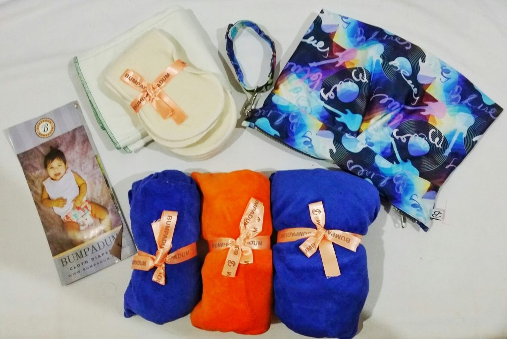 Cloth diaper new born