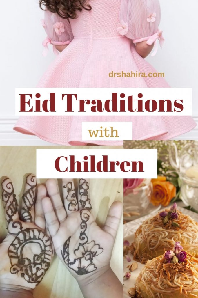 Eid Traditions with Children