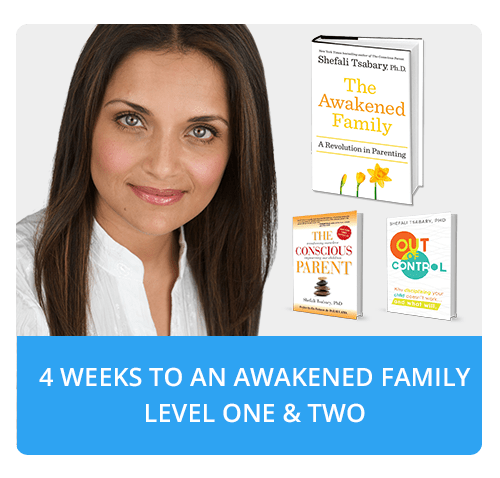 4 Weeks to an Awakened Family