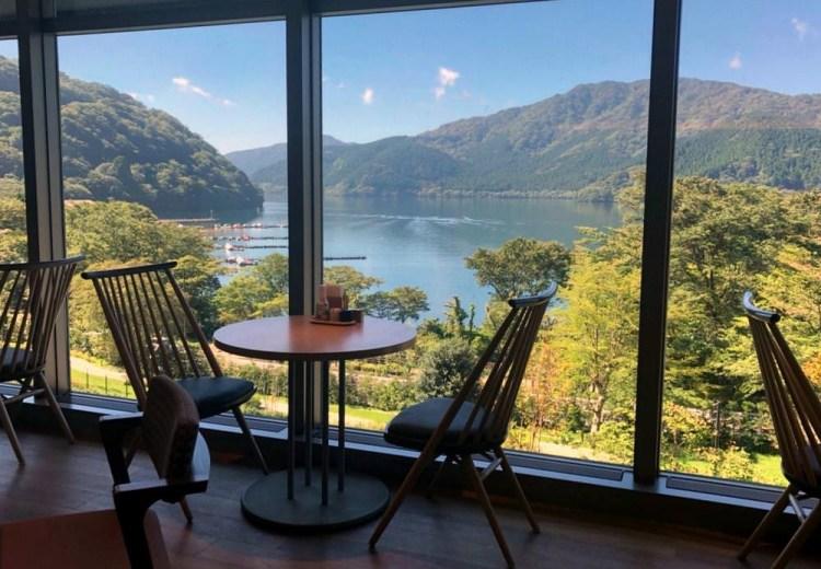 箱根 湖景第一排 蘆之湖 はなをりHanaori溫泉餐食篇