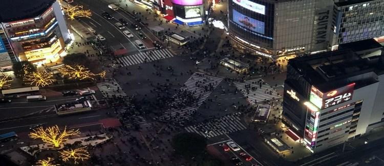 站在最高點–東京最讚展望台SHIBUYA SKY&澀谷新名所巡禮