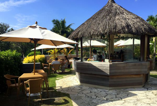 畫龍點睛的義式午餐–ANA萬座洲際酒店Salvotore Cuomo&Bar