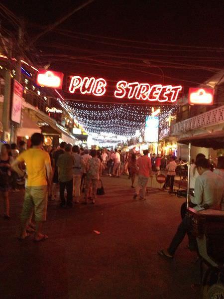 來去吳哥瘋一夜–洋人街及市集簡易攻略指南
