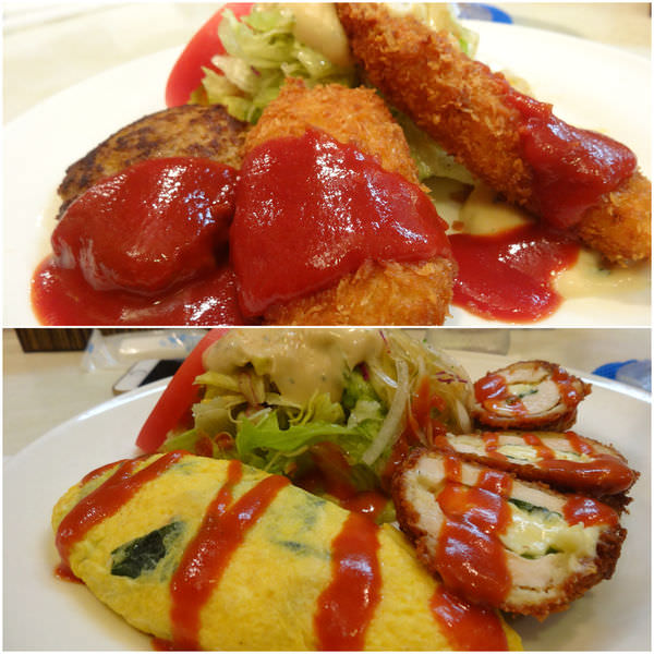 京都河源町–健康日式洋食排隊名店「サラダの店サンチョ」