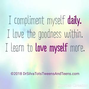Love Myself Affirmation Quote