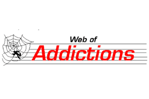 Web of addictions logo