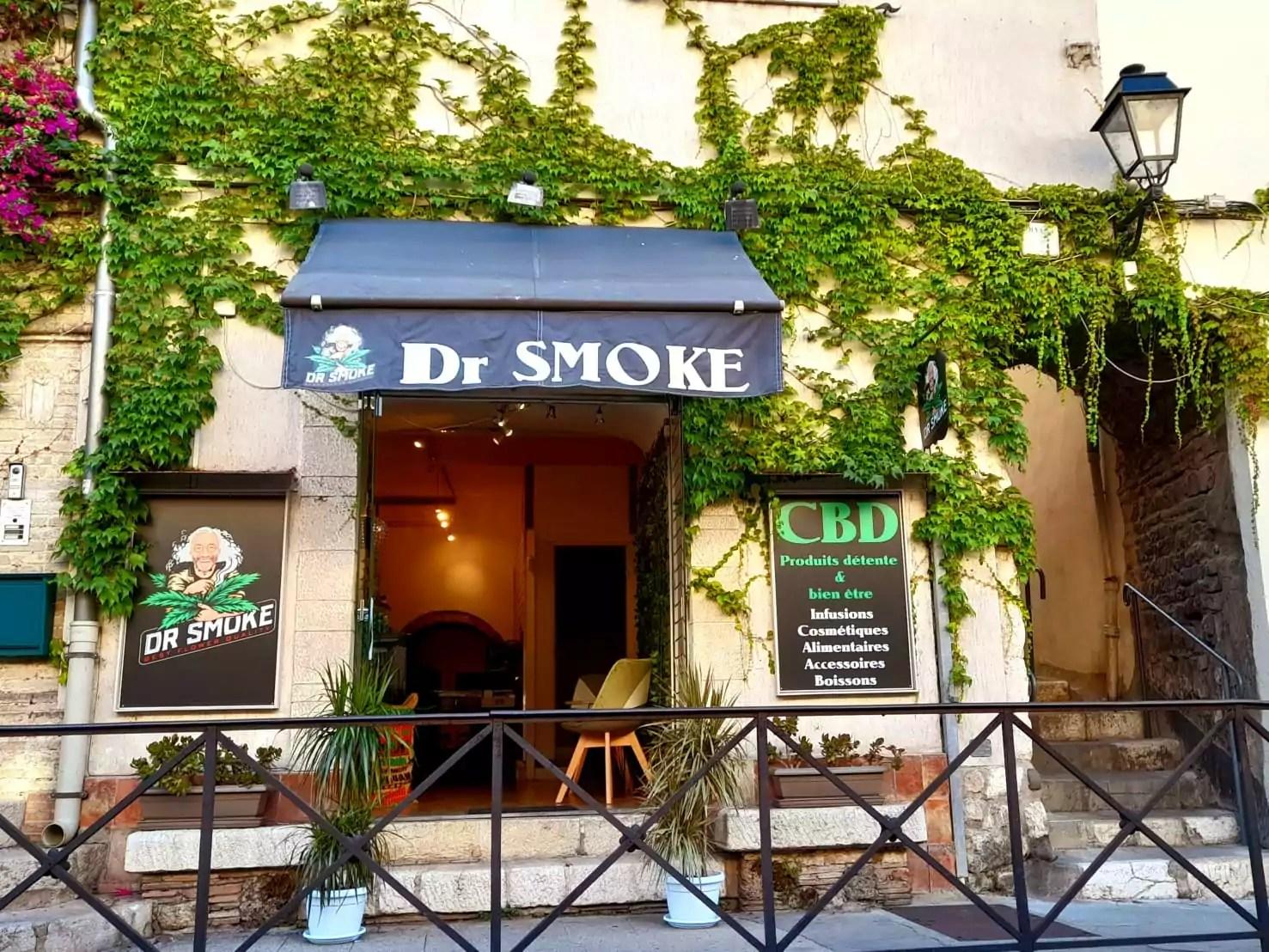 CBD Shop Antibes - DR Smoke Antibes