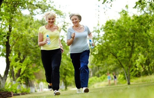 Healthy Lifestyle Reduces Women's  Stroke Risk by 54%