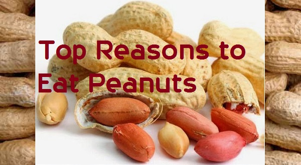 Peanuts May Benefit Vascular Health Study Shows