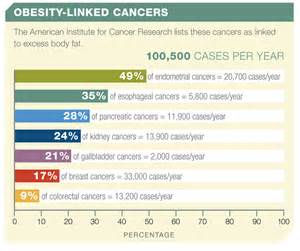 Obesity Linked To More Types of Cancer