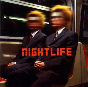 Portada de Nightlife de los PSB