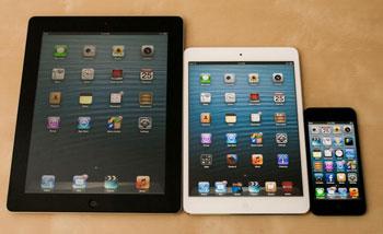 Desde hace unos días disponemos de un nuevo miembro en la familia Apple, el iPad Mini