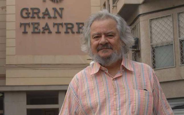 Antonio González, un hombre de teatro