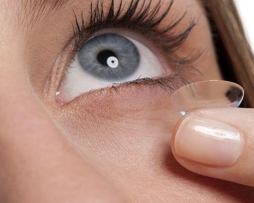 Los hoax de las lentes de contacto