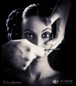 Prácticas peligrosas para los ojos - Imágen: Eva Montero