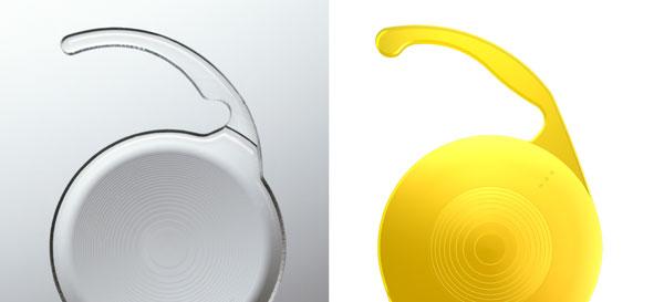 Lente multifocal (izq) y multifocal tórica (dcha)