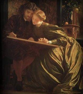 San Valentín y Julia