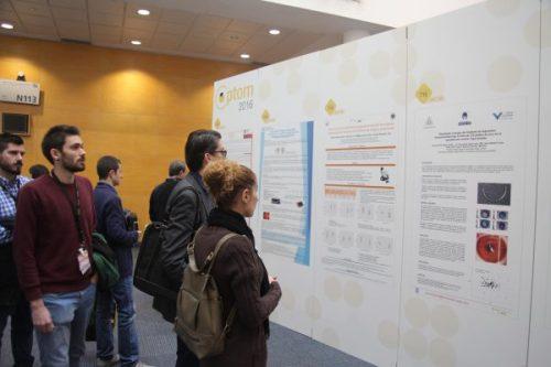 Más de 200 posters de multitud de trabajos de toda índole completaban el bagaje científico de este evento