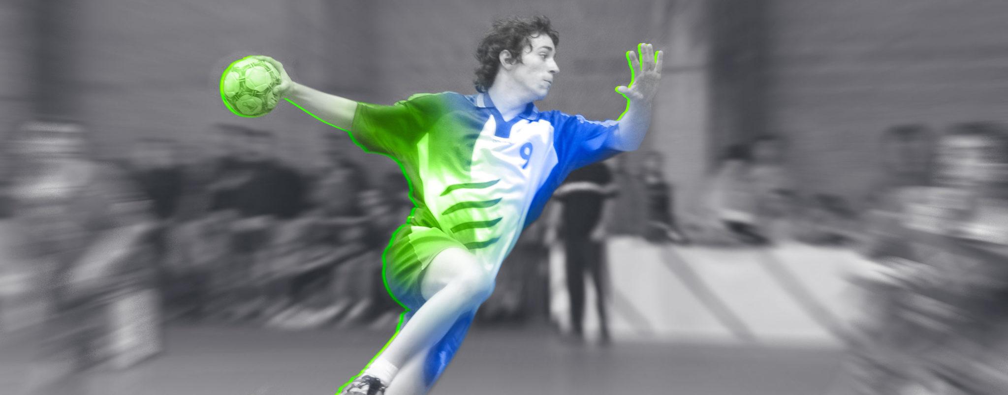 retour de convalescence et Handball