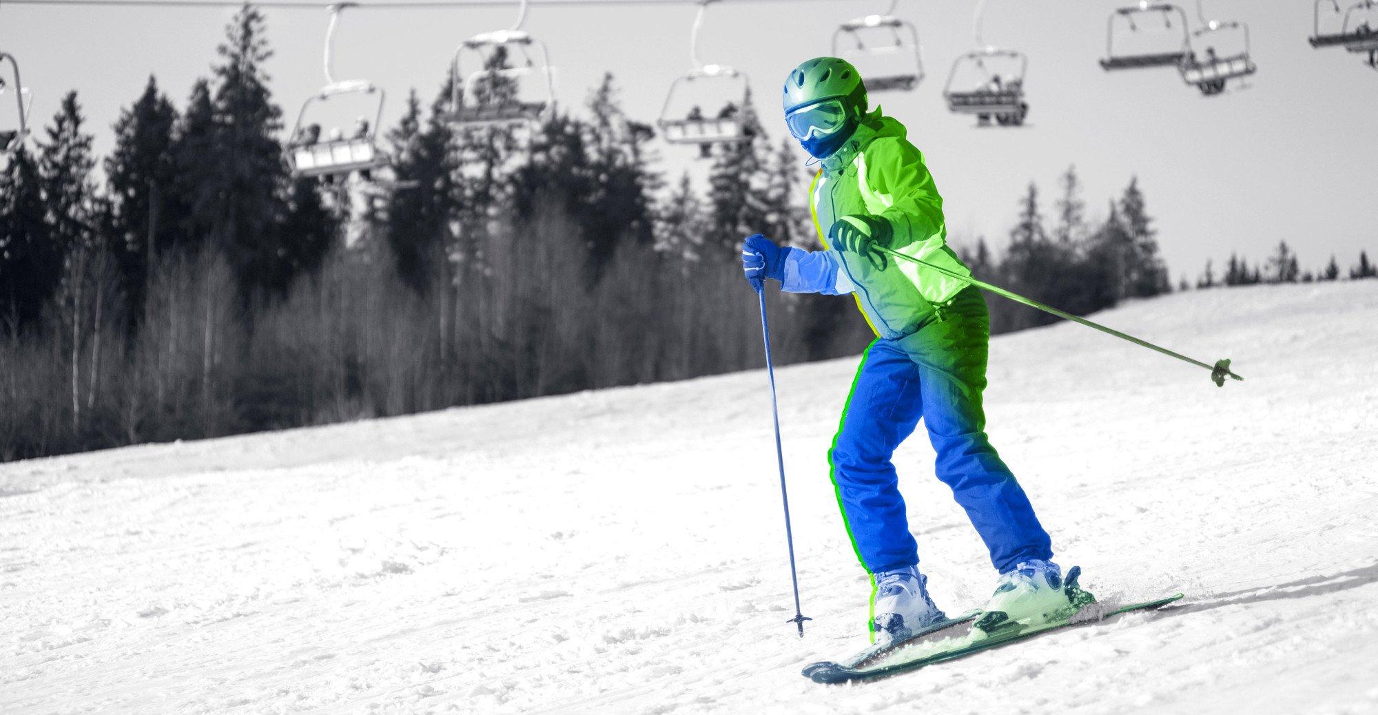 Lutter contre les douleurs, gênes et douleurs liées aux sports d'hiver