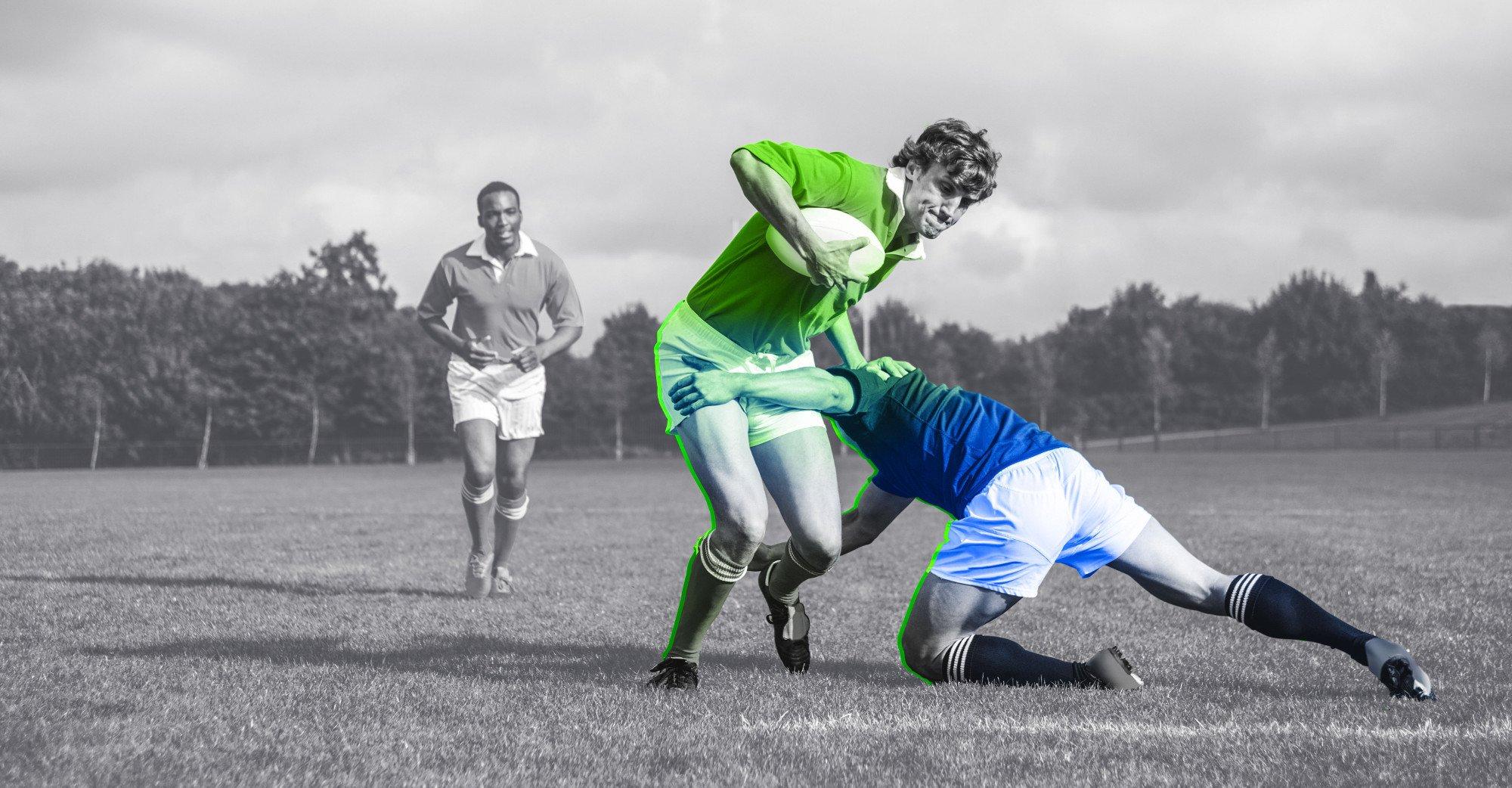 Lutter contre les douleurs, gênes et douleurs liées au rugby