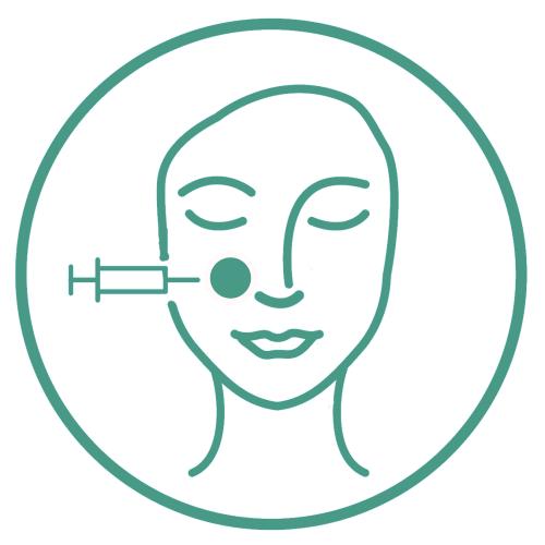 Възстановяване на обем в средната част на лицето