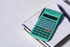 Kalkulation (aus Das Taschenbuch zur Kostenrechnung) Taschenrechner