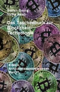 Cover Das Taschenbuch zur Blockchain-Technologie