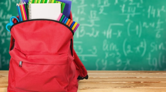 Are your children ready for heavy backpacks?