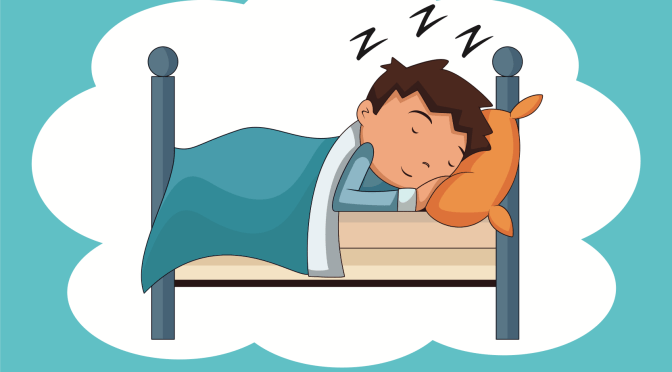 Ten tips for better sleep