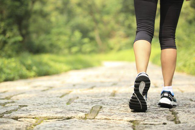 Walking Diminishes LBP Risk