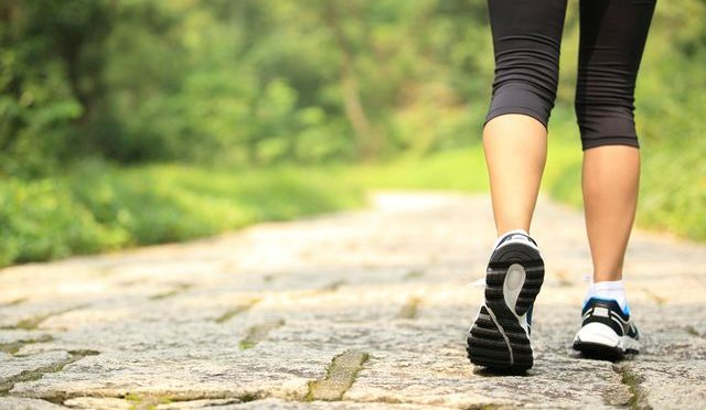Walking Diminishes Lower Back Pain Risk