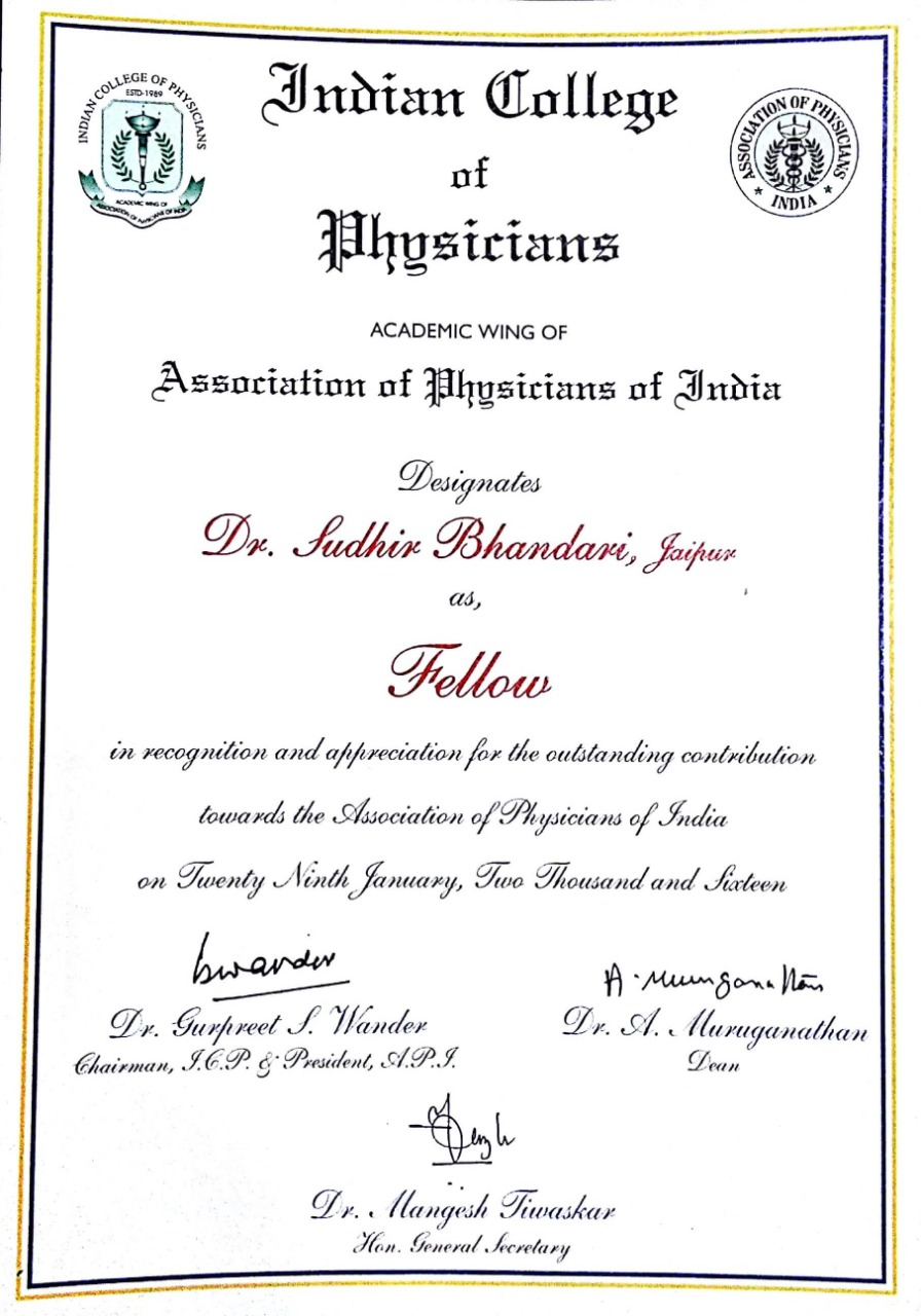 FICP 2015 _ Indian College of Physician