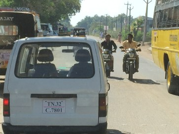 No so much road 'rules', more road 'suggestions'.