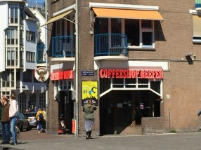 """The """"Coffee Houses"""" are everywhere, you can smell one every 50 metres"""