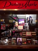 They have quite a range of Donnie and Marie merchandise. I might grab a t-shirt