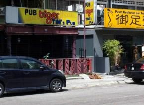 My pub in Malaysia