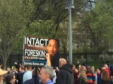 Apparently Will Smith likes a foreskin.