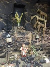 A shrine to the family