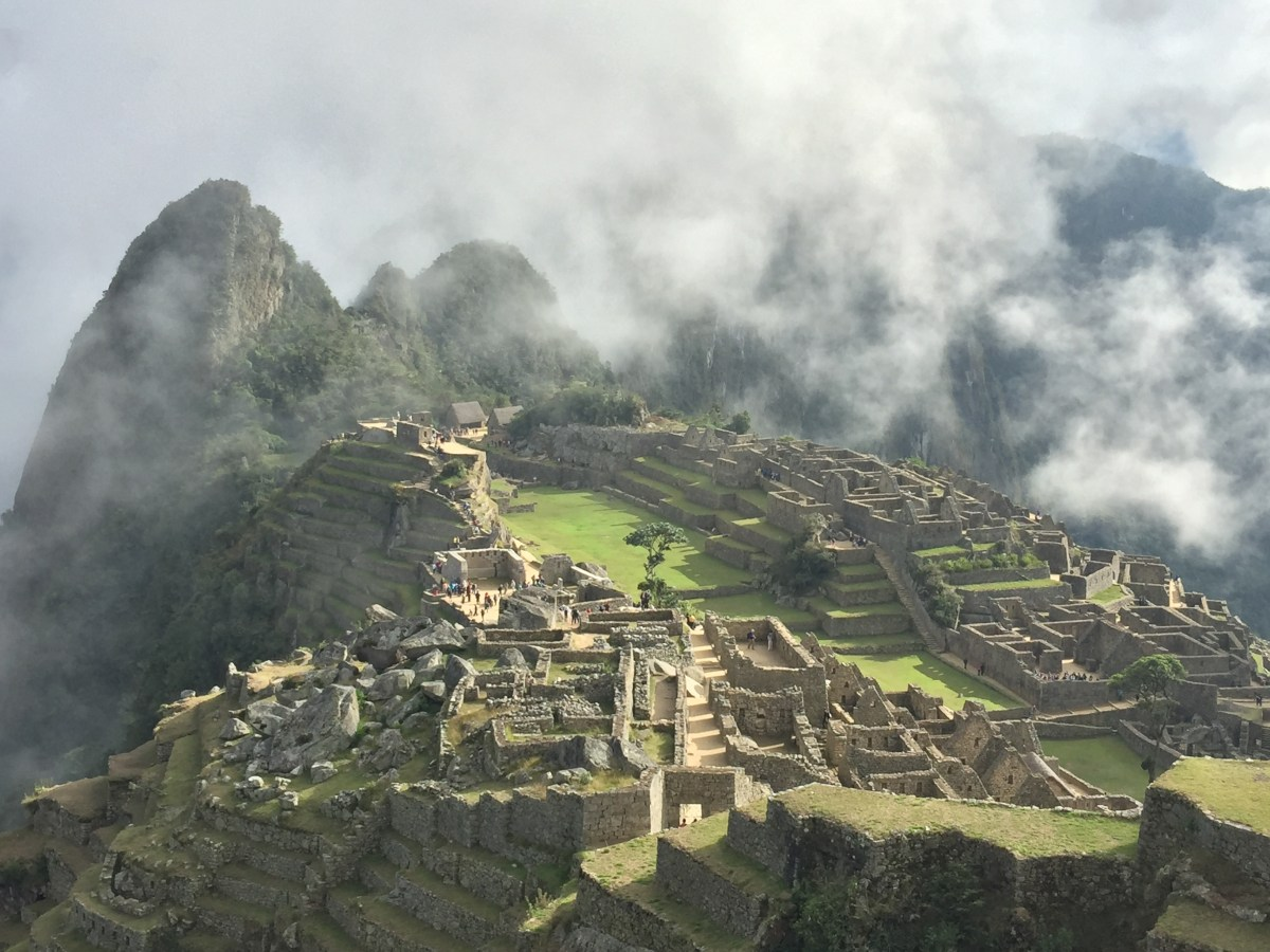 South America, Pt. 2: Human Skulls and Machu Picchu