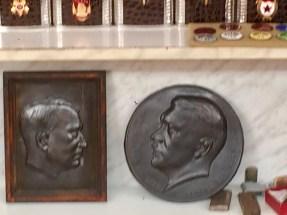Some Hitler memorabilia
