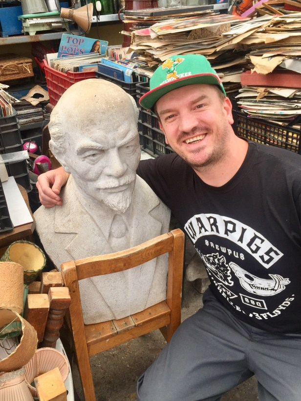 Me and Lenin