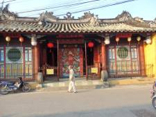 A more traditional building