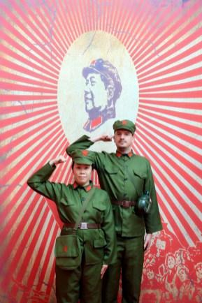 Long live Chairman Mao