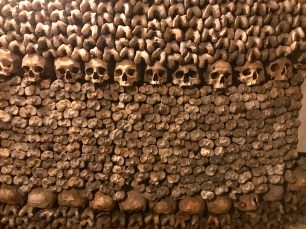 The amount of effort that went into arranging the remains of six million bodies is staggering