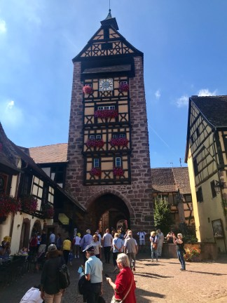 Dolder Tower in Riquewihr