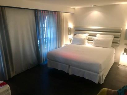 Our room in 1K Paris