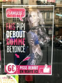 Are they selling Beyonce's urine?