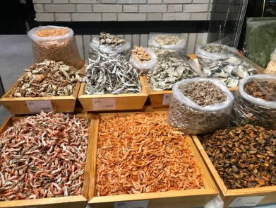 I love this dried seafood