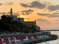 Part of Jaffa from a distance